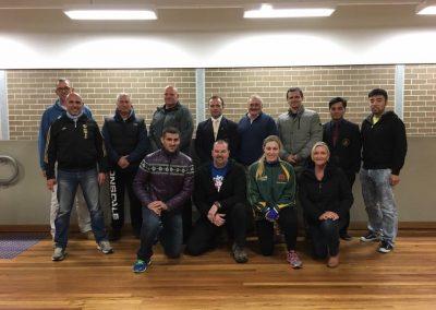 Historical event AFKO Australian Full Contact Organisation